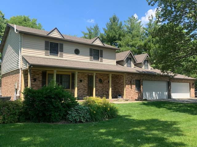 7 Lindenwood, Collinsville, IL 62234 (#21037164) :: Fusion Realty, LLC