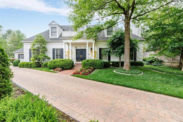 9028 Haverford Terrace Lane, St Louis, MO 63117 (#21037171) :: Parson Realty Group