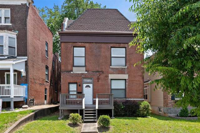 4562 Washington Boulevard, St Louis, MO 63108 (#21037172) :: Hartmann Realtors Inc.
