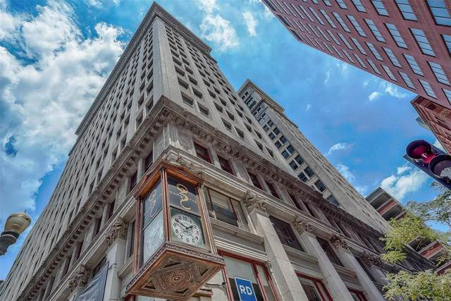 314 N Broadway #1201, St Louis, MO 63102 (#21037199) :: Mid Rivers Homes
