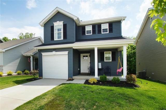 2256 Windswept Farms Drive, Eureka, MO 63025 (#21037206) :: The Becky O'Neill Power Home Selling Team