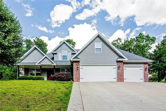 55 Bluebird Drive, Lake Ozark, MO 65049 (#21037212) :: The Becky O'Neill Power Home Selling Team