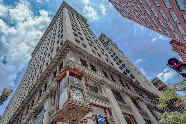 314 N Broadway Street #804, St Louis, MO 63102 (#21037270) :: Parson Realty Group