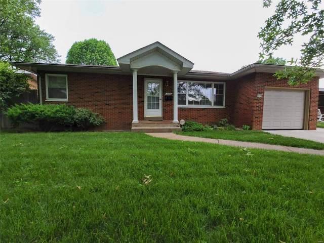 3435 Lydia Lane, Granite City, IL 62040 (#21037285) :: Hartmann Realtors Inc.