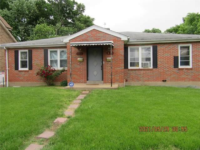 4110 Ravenwood Avenue, St Louis, MO 63121 (#21037298) :: Jenna Davis Homes LLC