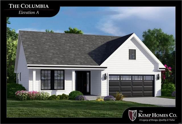128 Columbia Meadows Lane, O'Fallon, MO 63366 (#21037310) :: Finest Homes Network