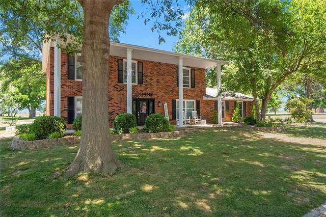 211 W Jefferson, Hecker, IL 62248 (#21037317) :: The Becky O'Neill Power Home Selling Team