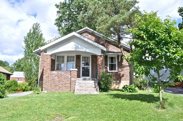 2334 S Milton Avenue, Overland, MO 63114 (#21037416) :: Parson Realty Group