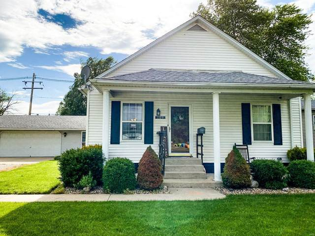 109 N Trolley Street, BENLD, IL 62009 (#21037425) :: The Becky O'Neill Power Home Selling Team