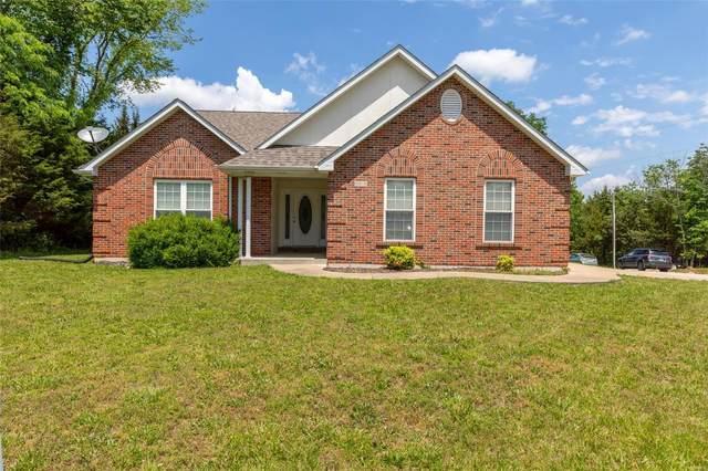 9810 Ridgecrest Drive, Hillsboro, MO 63050 (#21037429) :: The Becky O'Neill Power Home Selling Team