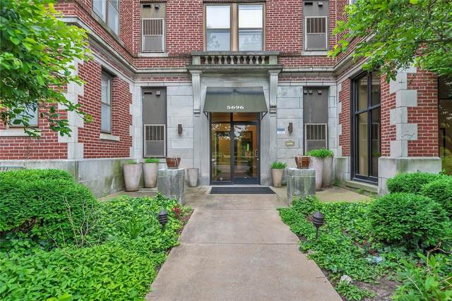 5696 Kingsbury Avenue #107, St Louis, MO 63112 (#21037446) :: The Becky O'Neill Power Home Selling Team