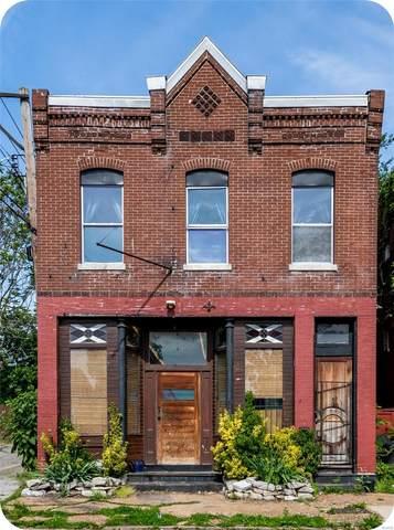 3171 California Avenue, St Louis, MO 63118 (#21037470) :: Palmer House Realty LLC
