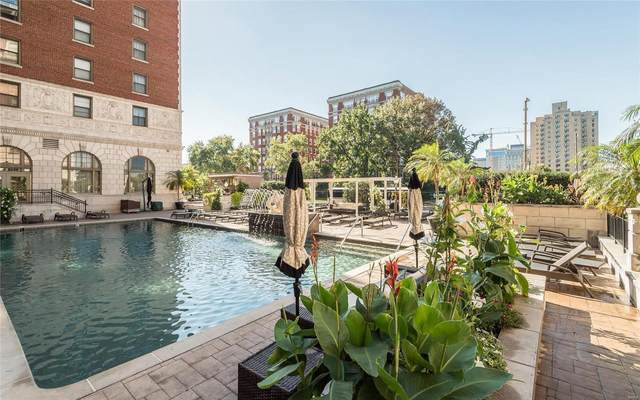 232 N Kingshighway Boulevard #1002, St Louis, MO 63108 (#21037480) :: Terry Gannon | Re/Max Results