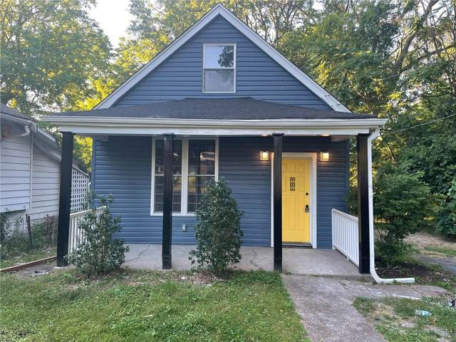9531 Marlowe Avenue, St Louis, MO 63114 (#21037481) :: Reconnect Real Estate