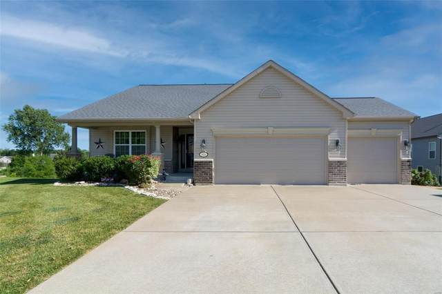1020 Roosevelt Drive, Wentzville, MO 63385 (#21037487) :: St. Louis Finest Homes Realty Group