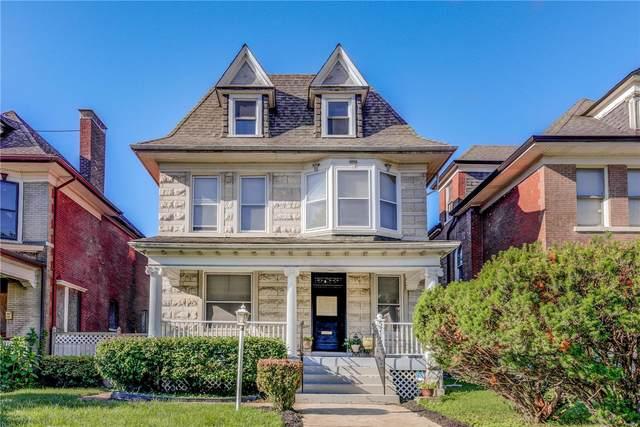 5718 Bartmer Avenue, St Louis, MO 63112 (#21037538) :: RE/MAX Vision
