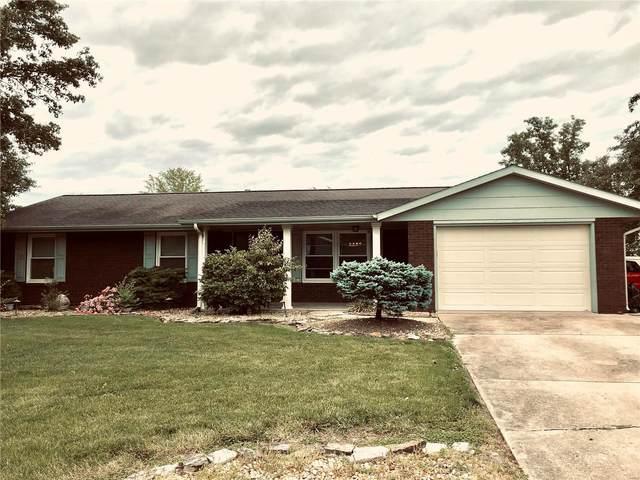 930 S Heaman Drive, NASHVILLE, IL 62263 (#21037565) :: Parson Realty Group