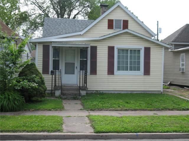 2433 Missouri Ave, Granite City, IL 62040 (#21037571) :: Parson Realty Group