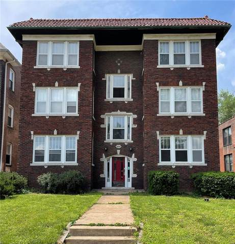 6242 Cabanne Avenue, St Louis, MO 63130 (#21037573) :: Jenna Davis Homes LLC