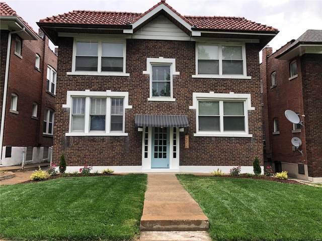 4975 Lindenwood Avenue, St Louis, MO 63109 (#21037590) :: Krista Hartmann Home Team