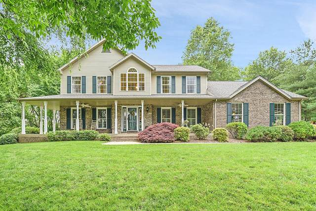 3916 Meadow Lane, Highland, IL 62249 (#21037604) :: Parson Realty Group