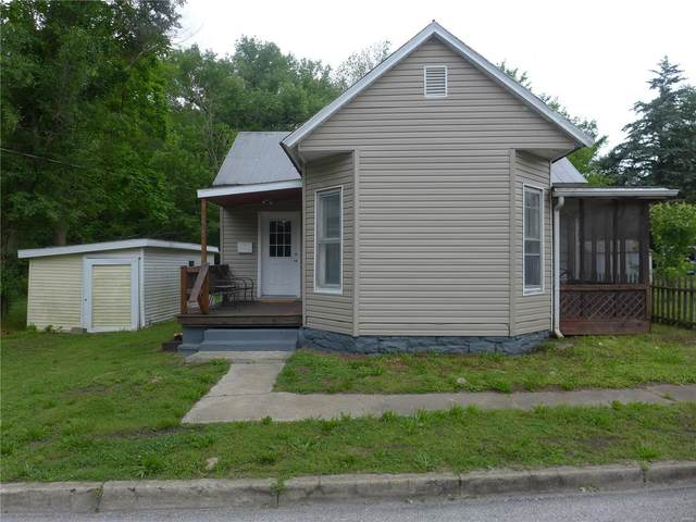523 S Hayden, Hannibal, MO 63401 (#21037611) :: Parson Realty Group