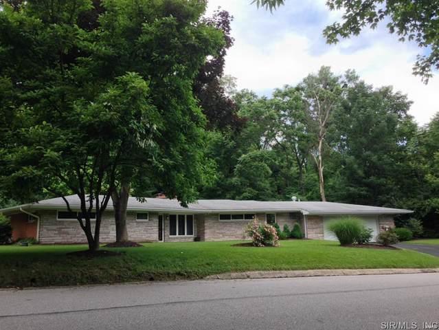 5 Autumn Lane, Belleville, IL 62223 (#21037618) :: Parson Realty Group