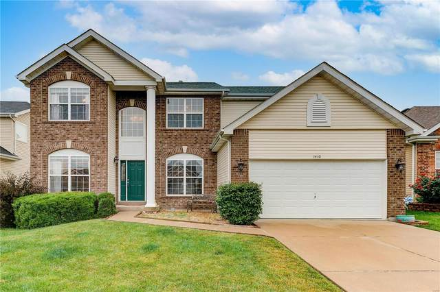 1410 Piper Street, Saint Peters, MO 63376 (#21037620) :: St. Louis Finest Homes Realty Group