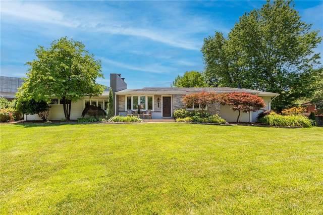 10000 Springwood Drive, Ladue, MO 63124 (#21037632) :: Century 21 Advantage