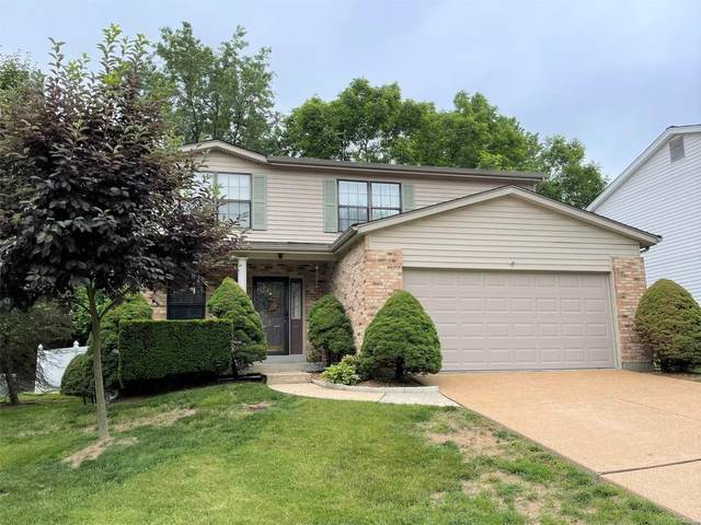 10874 Ridge Forest, St Louis, MO 63123 (#21037635) :: The Becky O'Neill Power Home Selling Team