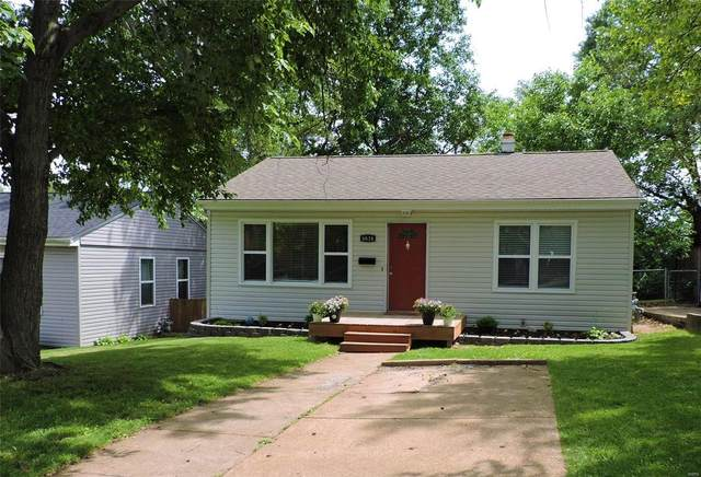 6616 Mitchell Avenue, St Louis, MO 63139 (#21037638) :: Parson Realty Group