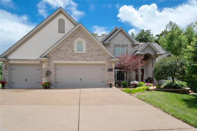 2839 Forest Glen Drive, Pacific, MO 63069 (#21037641) :: Parson Realty Group