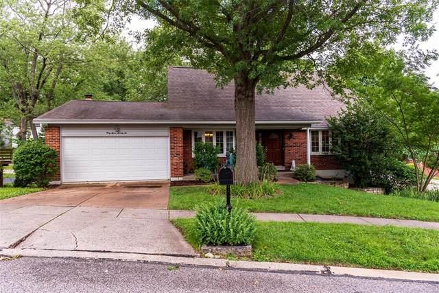 4776 Kerth Drive, St Louis, MO 63128 (#21037642) :: PalmerHouse Properties LLC