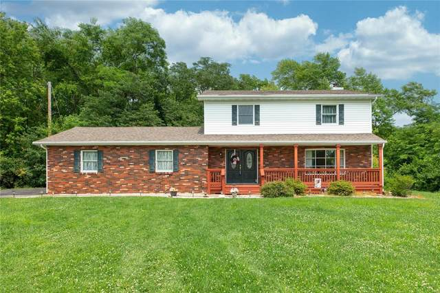 710 E Us Highway 40, Troy, IL 62294 (#21037645) :: Parson Realty Group