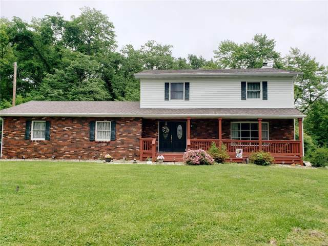 710 E Us Highway 40, Troy, IL 62294 (#21037645) :: Fusion Realty, LLC