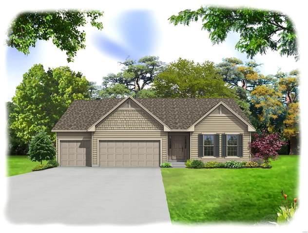 0 Sierra Universal Design Ranch, Eureka, MO 63025 (#21037649) :: RE/MAX Professional Realty