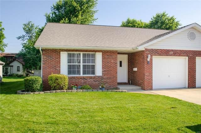 19 E Adams Street, Millstadt, IL 62260 (#21037651) :: Parson Realty Group