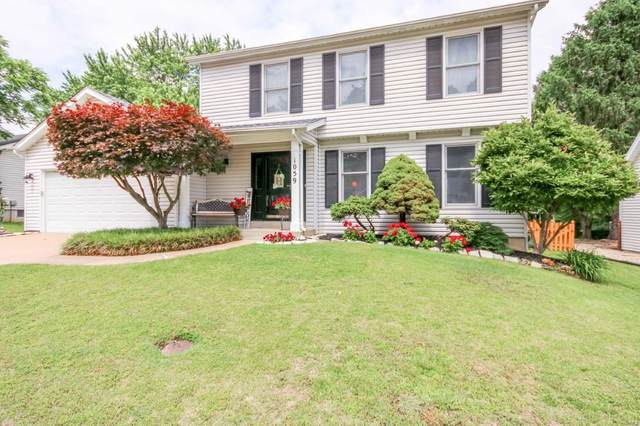 1059 Riverwood Place, Florissant, MO 63031 (#21037662) :: Clarity Street Realty