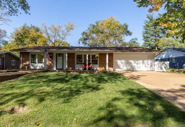 1523 Fontana Drive, St Louis, MO 63146 (#21037741) :: The Becky O'Neill Power Home Selling Team