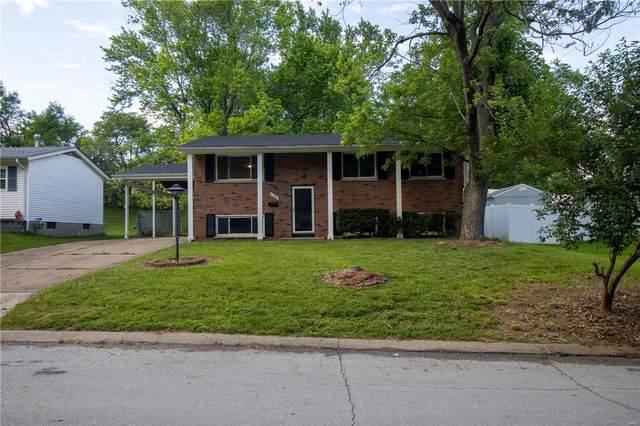 1561 Ville Angela Lane, Hazelwood, MO 63042 (#21037767) :: RE/MAX Vision