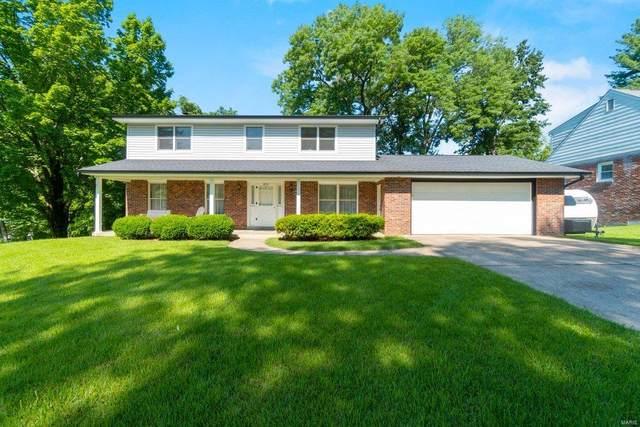 1811 W Weissinger Lane, Cape Girardeau, MO 63701 (#21037785) :: Realty Executives, Fort Leonard Wood LLC