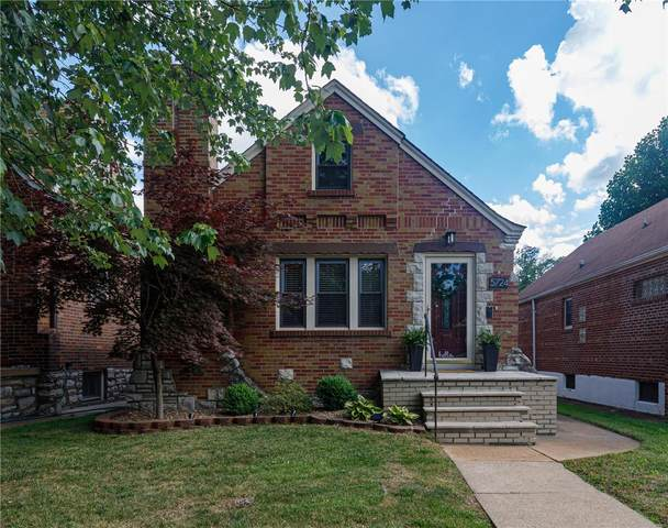5724 Rosa Avenue, St Louis, MO 63109 (#21037792) :: Walker Real Estate Team
