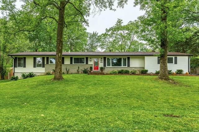 11780 Bayberry, St Louis, MO 63131 (#21037807) :: Parson Realty Group