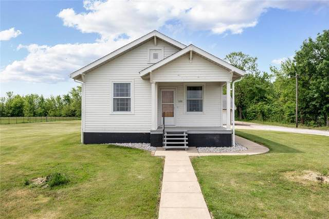 820 Harding Avenue, GILLESPIE, IL 62033 (#21037810) :: The Becky O'Neill Power Home Selling Team