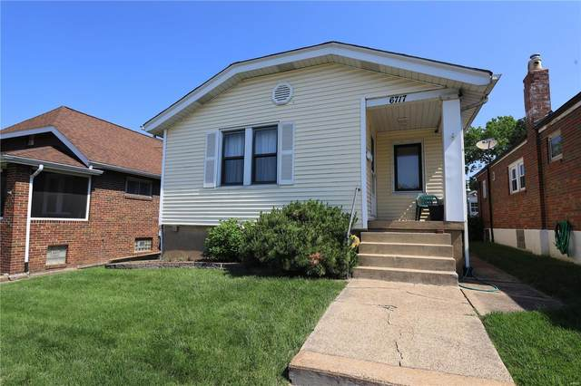 6717 Lansdowne, St Louis, MO 63109 (#21037835) :: Parson Realty Group