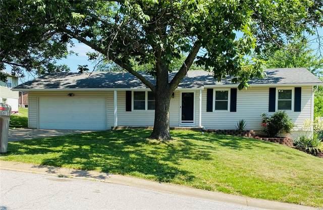 3641 Chervil, Saint Charles, MO 63303 (#21037855) :: Matt Smith Real Estate Group
