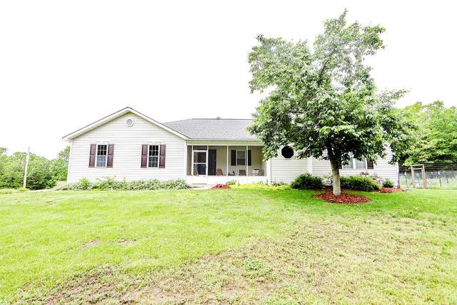 18555 State Route O, Rolla, MO 65401 (#21037863) :: Clarity Street Realty