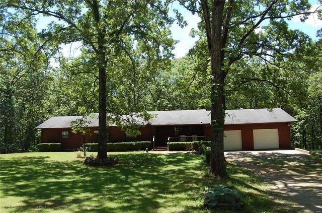 211 Whispering Hills Lane, Wappapello, MO 63966 (#21037889) :: Realty Executives, Fort Leonard Wood LLC