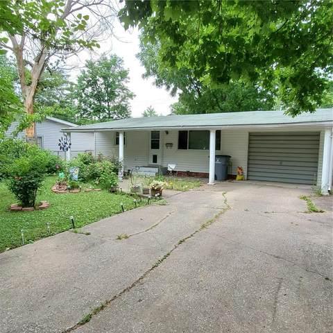 2143 Orville Avenue, Granite City, IL 62040 (#21037894) :: Krista Hartmann Home Team