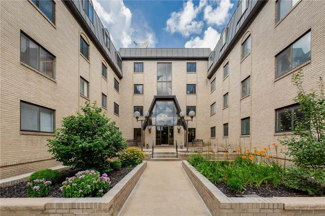 4355 Maryland Avenue #231, St Louis, MO 63108 (#21037910) :: Elevate Realty LLC
